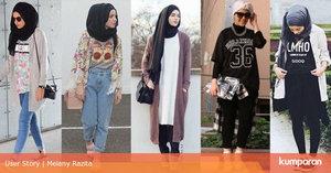 Tips Simple Fashion Hijab