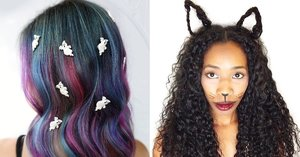 14 Halloween Hairstyles That Won't Scare the Sh*t Out of Your Colleagues