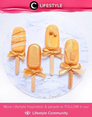 Hobi membuat dessert? Kamu bisa meniru Clozetter @devianatanujaya yang membuat cake pops dengan stick yang menempel ala ice cream. Gemas, ya! Simak Lifestyle Updates ala clozetters lainnya hari ini di Lifestyle Community. Yuk, share juga momen favoritmu.