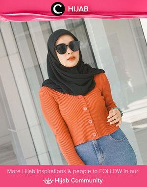 Set your Monday mood with bright colors! Image shared by Clozette Ambassador @fazkyazalicka. Simak inspirasi gaya Hijab dari para Clozetters hari ini di Hijab Community. Yuk, share juga gaya hijab andalan kamu.