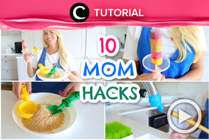 Calling all new moms! This video reshared by Clozetter @zahirazhra is a must-watch one: https://bit.ly/3brV1m6. Yuk, intip juga video lainnya di Tutorial Section.