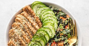 16 Plant-Based Bowls That Prove Going Veggie Doesn't Have to Be Boring