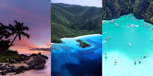 The 50 Most Exotic and Beautiful Beaches Around the World
