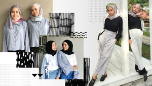 Steal Their Style: Iman and Ainaa Lee Twin Style