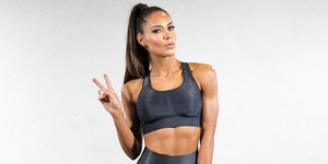 Skip the Gym People with This Full-Body Workout You Can Do at Home