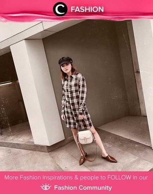 Smart casual style inspo by Clozette Ambassador @vicisienna.  Simak Fashion Update ala clozetters lainnya hari ini di Fashion Community. Yuk, share outfit favorit kamu bersama Clozette.