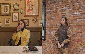 Trik Pakai Outer Ala Jessica Jung