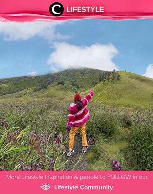 Jika berkesempatan mengunjungi Jawa Timur, jangan lupa mampir ke Bromo Tengger Semeru yang terkenal akan keindahan alamnnya yang sangat memesona. Psst, selain berwisata, di sini kamu juga bisa menikmati kuliner khas Tengger dengan harga terjangkau, lho. Image shared by Clozette Ambassador @steviiewong. Simak Lifestyle Update ala clozetters lainnya hari ini di Lifestyle Community. Yuk, share momen favoritmu bersama Clozette.