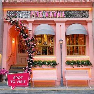 #SpotToVisit This WeekendPink Mamma @pinkmamma_id, Jl. Garden House Pantai Indah Kapuk St No.18, Jakarta.Yuk tag teman yang mau kamu ajak ke sini..📷 pinkmamma_id#ClozetteID #mampirsejenak