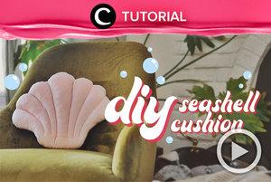 Menggemaskan sekali, ya, cushion aesthetic seperti ini. Coba buat sendiri, yuk: https://bit.ly/39Yrcdf. Video ini di-share kembali oleh Clozetter @kyriaa. Lihat juga tutorial lainnya di Tutorial Section.