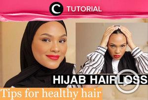 Meski tertutup hijab, bukan artinya kamu jadi mengabaikan kesehatan rambutmu, Clozetters. Intip cara mudah mendapatkan rambut sehat bagi para hijaber di : https://bit.ly/3eAL5rB. Video ini di-share kembali oleh Clozetter @ranialda. Lihat juga tutorial lainnya di Tutorial Section.