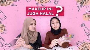 Kalau ditanya soal makeup halal, merek apa sih yang pertama kali terlintas? Kali ini @dillafdiah & @firadwip eksperimen & cobain makeup halal dari beragam brand mulai dari base sampai lipstick! Hasilnya? Tonton langsung di Youtube channel Clozette Indonesia ya. Cek di http://bit.ly/MakeupHalal (link di bio).#ClozetteID #makeuphalal #cidyoutube