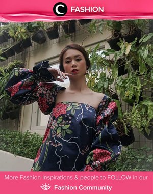 Thank God It's Friday! Level-up your Fri-Yay with your best outfit like Clozette Ambassador @silviamuryadi in her floral top. Simak Fashion Update ala clozetters lainnya hari ini di Fashion Community. Yuk, share outfit favorit kamu bersama Clozette.
