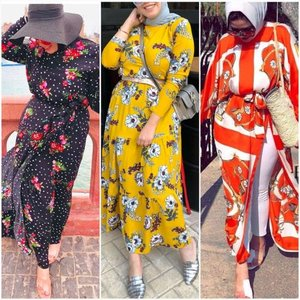 Hijab casual outfits for summer     Just Trendy Girls