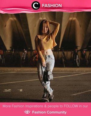 Dancing thru the weekend! 5 days are done, 361 days to go. Image shared by Clozette Ambassador @yanitasya. Simak Fashion Update ala clozetters lainnya hari ini di Fashion Community. Yuk, share outfit favorit kamu bersama Clozette.