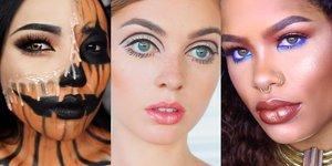 Easy (But Gorgeous) Halloween Makeup Ideas