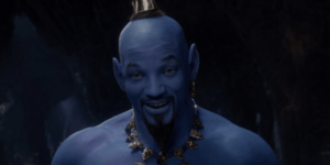 Twitter Has a Lot of Feelings About Will Smith's Genie After Full 'Aladdin' Trailer Drops