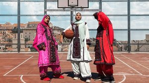 These Baloch Sisters Shoot Hoops in Style