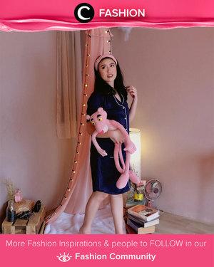 Pajamas of the day. Simak Fashion Update ala clozetters lainnya hari ini di Fashion Community. Image shared by Clozette Ambassadorr: @andreahamdan. Yuk, share outfit favorit kamu bersama Clozette.