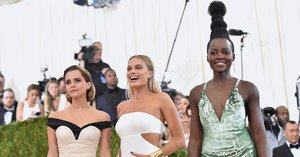 13 Eco-Friendly Red Carpet Looks We're Still Talking About Today