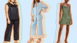 Here's How To Style The Pajama Trend Without Looking Like You Overslept