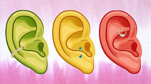 9 Types Of Ear Piercings Every Jewelry-Lover Should Know