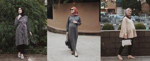 7 Style Hijab yang Kelihatan Stylish dan Nyaman Dipakai Saat Hamil ala Dwi Handayani