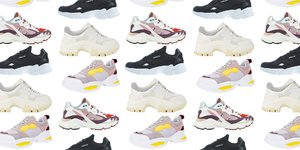 Chunky Sneakers That Help You Put Your Best Foot Forward