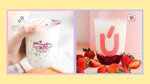 Enak! 6 Minuman Yoghurt Kekinian yang Wajib Kamu Coba!