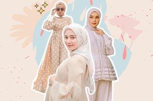 8 Tips Memakai Jilbab Nude dari Editor dan Selebgram