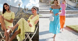 96 New Summer Dresses So Cute, You'll Want to Wear Them in June, July, and August