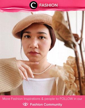 Clozette Ambassador @cellinikamil challenged her inner Emily Cooper. Simak Fashion Update ala clozetters lainnya hari ini di Fashion Community. Yuk, share outfit favorit kamu bersama Clozette.