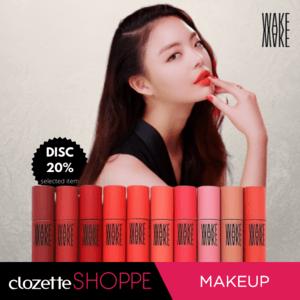 WAKEMAKE Lip Paint adalah produk asal Korea Selatan. Tersedia dalam 10 warna yg sesuai dengan kulit perempuan Asia. Teksturnya matte dan ringan di bibir, sehingga bisa kamu pakai setiap aktivitas tanpa perlu khawatir pudar. Sekarang tersedia, lho di #ClozetteShoppe seharga Rp,267.000,-  jika kamu beli 2 ada diskon 20%  http://bit.ly/2Z9eylj