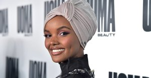 Muslim model Halima Aden has made history as the first woman to pose in a burkini for Sports Illustrated