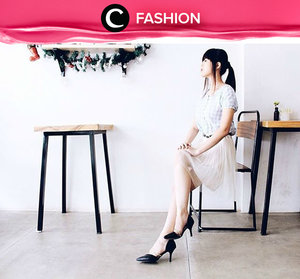 Snap another vintage look from our Clozetters. Simak juga Fashion Update ala clozetters lainnya hari ini, di sini. http://bit.ly/clozettefashion. Image shared by Clozetter: vheii. Yuk, share outfit favorit kamu bersama Clozette.
