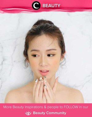 Gemas, ya, sticker nail dari Dashing Diva ini. Simak Beauty Update ala clozetters lainnya hari ini di Beauty Community. Image shared by Clozette Ambassador @silviamuryadi. Yuk, share juga beauty product favoritmu bersama Clozette.