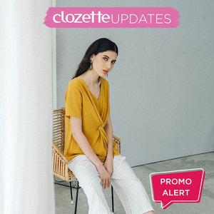 This is April punya yang spesial untuk kamu fashion enthusiast! Lihat info lengkapnya pada bagian Premium Section aplikasi Clozette. Bagi yang belum memiliki Clozette App, kamu bisa download di sini https://go.onelink.me/app/clozetteupdates. Jangan lewatkan info seputar acara dan promo dari brand/store lainnya di Updates section.