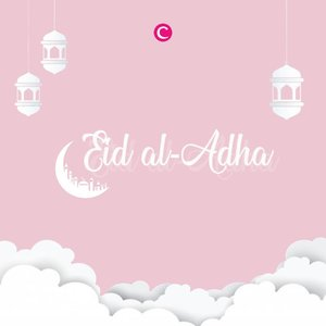 Wishing you and your family a very blissful Eid al-Adha✨ #ClozetteID