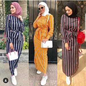 3cc41f64e684 Light and comfy hijab summer wear – Just Trendy Girls