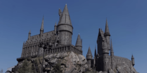 You Can Go on Universal Studios' Harry Potter Castle Ride From Your Couch