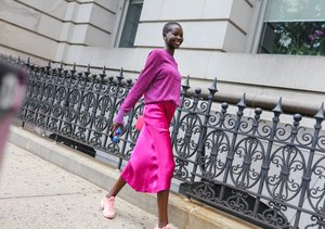 Phil Oh's Best Street Style Photos From New York Fashion Week Spring 2020