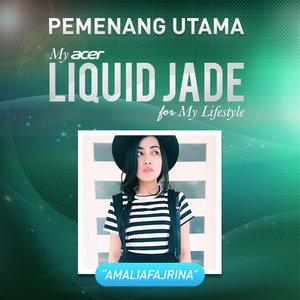 Pengumuman Pemenang Utama My Acer Liquid Jade for My Lifestyle