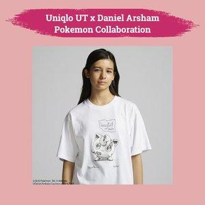 Clozetters ada yang suka Pokemon? Ada kabar menyenangkan, nih! Uniqlo UT berkolaborasi dengan @danielarsham untuk Pokemon UT. Kolaborasi ini membuat imajinasi penemuan Pokemon di masa depan menjadi nyata melalui desainnya di Uniqlo UT. Yuk, dapatkan koleksi ini di store Uniqlo terdekat. 📷@uniqloindonesia #ClozetteID #UniqloIndonesia #UniqloLifewear #UT2020 #WearYourWorld