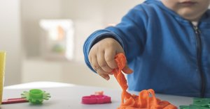 You Already Have the Ingredients For This DIY Scented Play Dough!