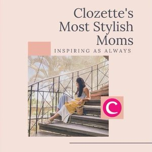 Being a mother doesn't mean you should give up on your personal style. Check this video out for more fashion inspiration! #ClozetteID #ClozetteIDVideo . 📷 @raishatjokro @cicidesri @karinaorin @vicisienna @she_wian @wynneprasetyo @andina.ra