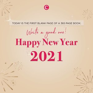 May the new year bless you with health, love, and happiness. Happy New Year 2021! Are you ready to accomplish your new year resolution?✨#ClozetteID