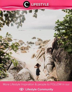 Wow, cantiknya pantai Tanjung Pesona di Pulau Bangka sempat terekam oleh kamera Clozetter @reginabundiarti nih, Clozetters! Simak Lifestyle Updates ala clozetters lainnya hari ini di Lifestyle Community. Yuk, share juga momen favoritmu.