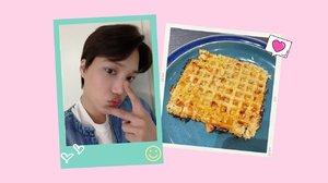 Yuk, Bikin Waffle Fried Rice ala Kai EXO yang Unik!