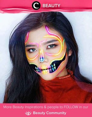 Another awesome look made by Clozetter @awkdewi and her superb makeup skill! Wow, how did she make those neon colors so real?   Simak Beauty Update ala clozetters lainnya hari ini di Beauty Community. Yuk, share juga beauty look kamu bersama Clozette