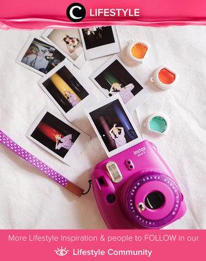 """A camera is a save button for the mind's eye"" - Roger Kingston. Image shared by Clozette Ambassador @steviiewong. Simak Lifestyle Update ala clozetters lainnya hari ini di Lifestyle Community. Yuk, share momen favoritmu bersama Clozette."